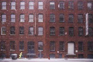 Moisture Control in Masonry Buildings
